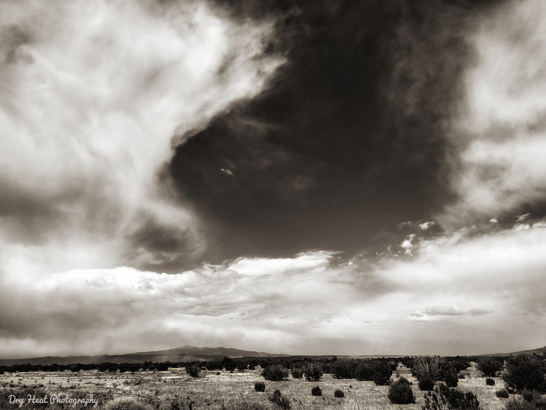 Big Skies near Ramah, New Mexico