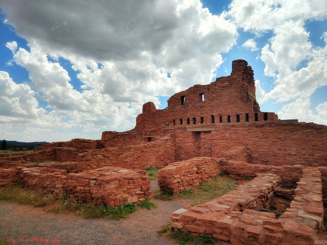 Salinas Pueblo Missions National Monument, Abo Ruins