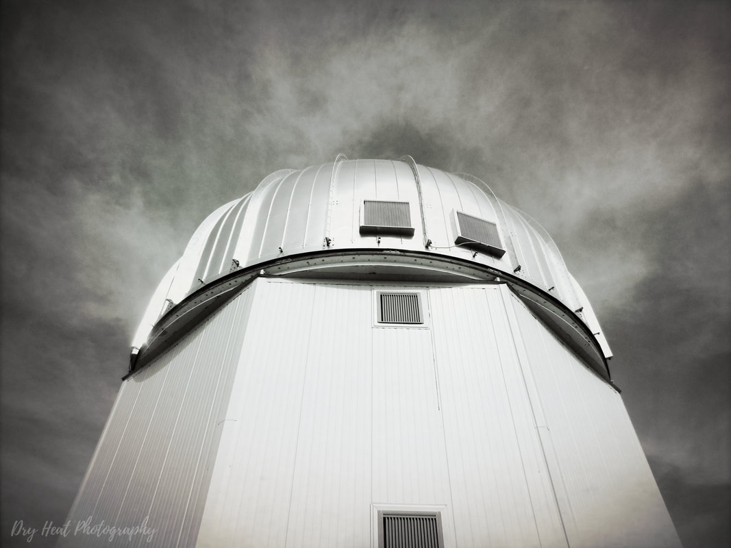 2.4 meter telescope at the Magdalena Ridge Observatory